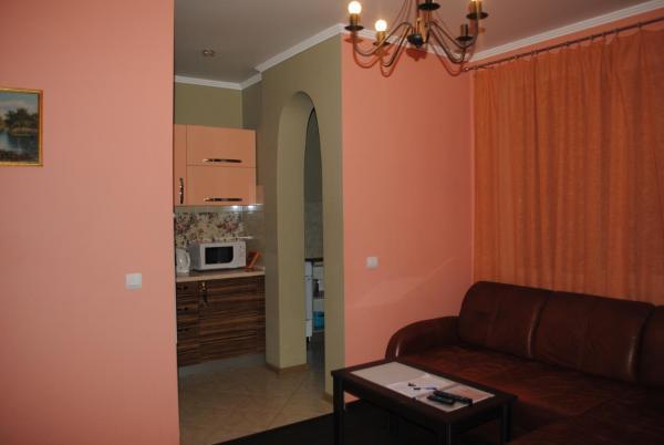 Fotos del hotel: Apartment at Donetskaya 16А, Volgograd