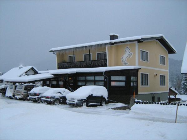 Hotellikuvia: Volenter Gästehaus, Mitterbach