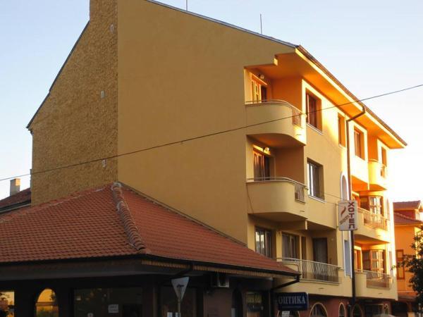 酒店图片: Hotel Lavega, Kyustendil