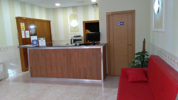 Hotel Pictures: Pensión Calfred II, Logroño