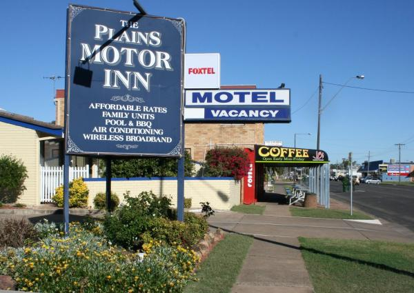 Hotellikuvia: The Plains Motor Inn, Gunnedah