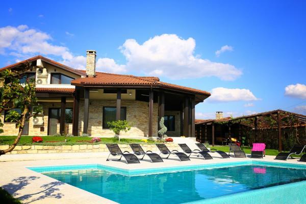 Hotellikuvia: Heaven Hills Villa, Tsŭrkva