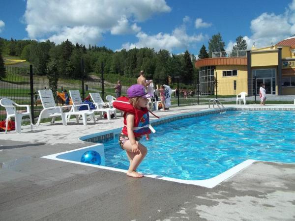 Hotel Pictures: Parc du Mont-Citadelle-Yourtes, Saint-Honoré-de-Témiscouata