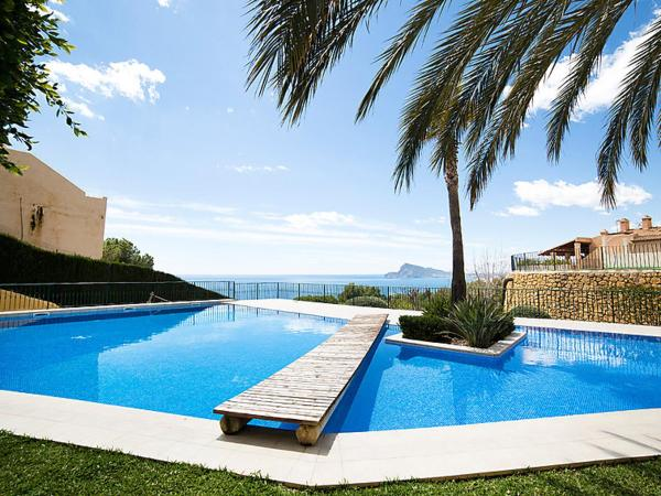 Hotel Pictures: Amberes Terraced House, Altea la Vieja