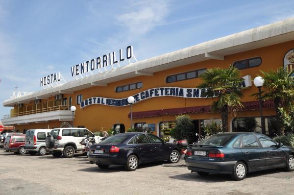 Hotel Pictures: Hostal Ventorrillo, Albir