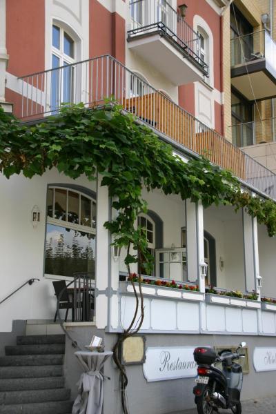 Hotelbilleder: Hotel Rebstock, Boppard