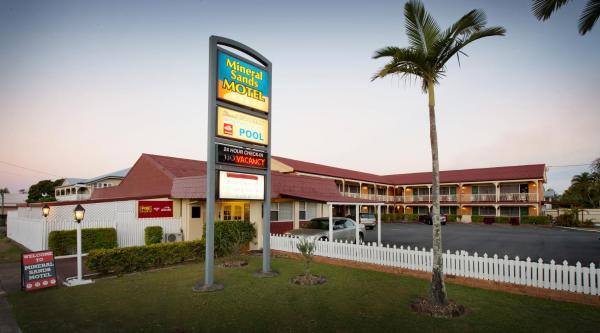 Hotellbilder: Mineral Sands Motel, Maryborough