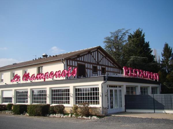 Hotel Pictures: Annexe le Champenois, Thiéblemont-Farémont
