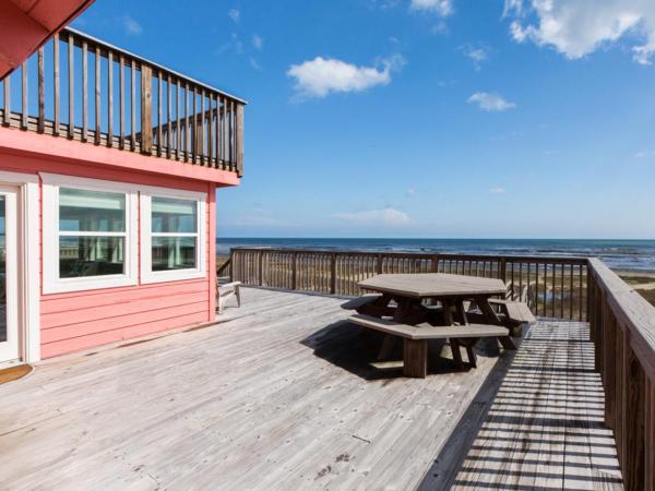 Hotellbilder: Oceanside Galveston Retreat Home, Galveston