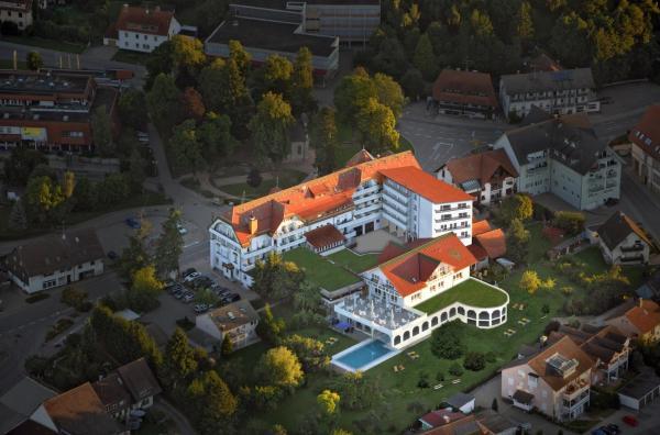 Hotelbilleder: Möhringers Schwarzwald Hotel, Bonndorf im Schwarzwald