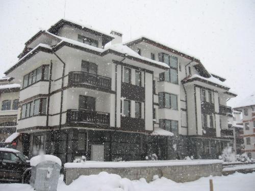 酒店图片: Sveti Stefan Apartment House, 班斯科