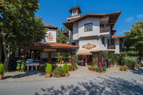 ホテル写真: Hotel Izvora, Kranevo
