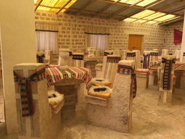 Hotel Pictures: Hotel de Sal Sumaj Rijchariy, Colchani