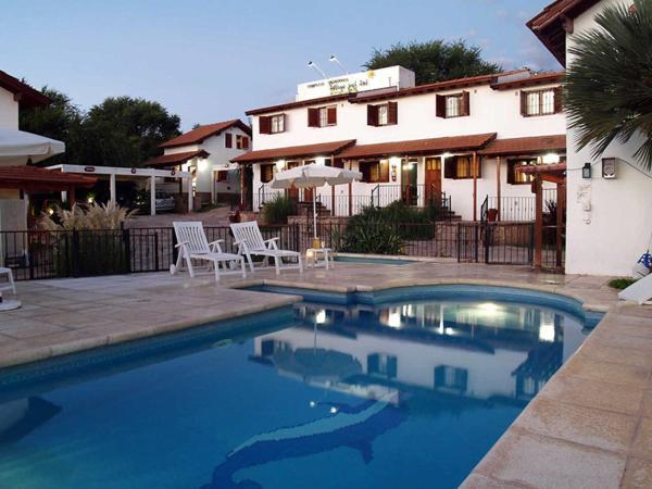 Fotografie hotelů: Cabañas Altos del Sol, Villa Cura Brochero