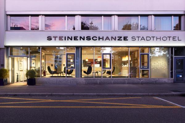 Фотографии отеля: Steinenschanze Stadthotel, Базель
