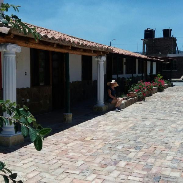 Hotel Pictures: Cabañas Rurales Rancho Urquijo, Nobsa