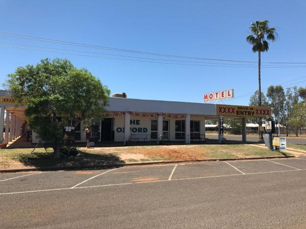 Hotellikuvia: The Oxford Hotel-Motel, Cunnamulla