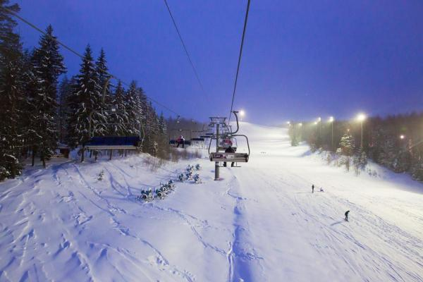 Hotel Pictures: Ski Complex Logoysk, Lahoysk