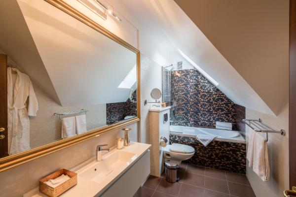 Deluxe Suite with Spa Access