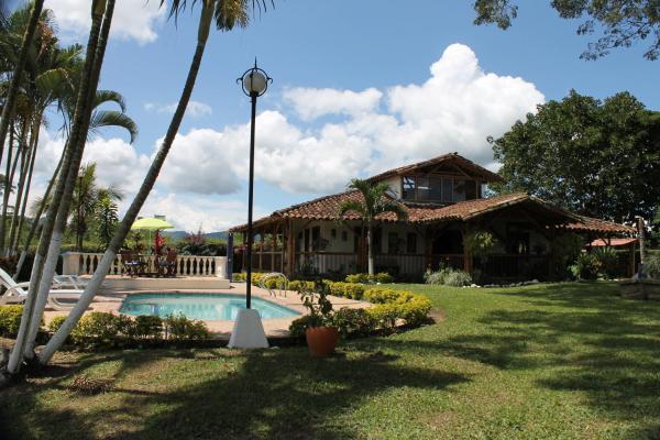 Hotel Pictures: Finca Hotel Villa Juliana, Quimbaya