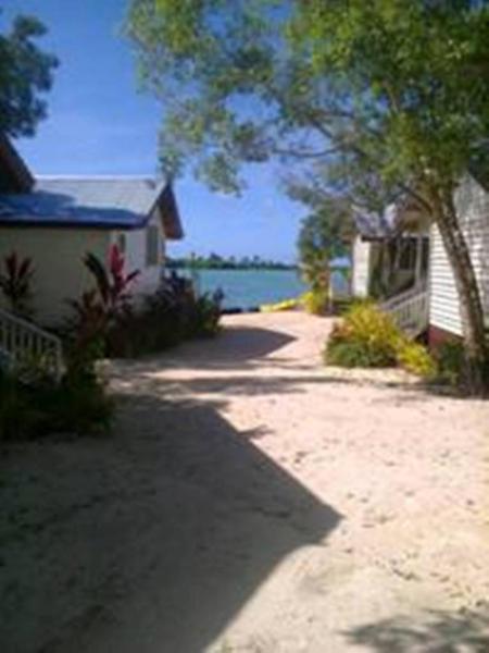 Zdjęcia hotelu: Sesilia's Bayview Bungalows, Fagamalo