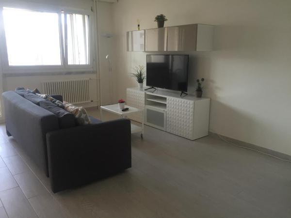 Hotel Pictures: Appartement Quina, (Palexpo, ONU), Geneva