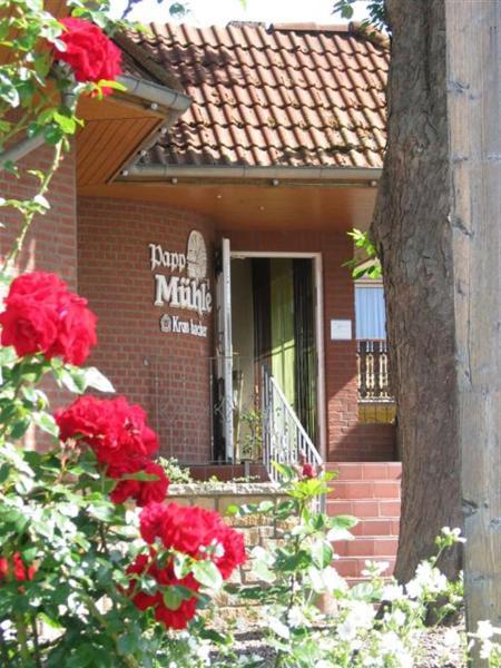Hotelbilleder: Hotel Papp-Mühle, Zersen