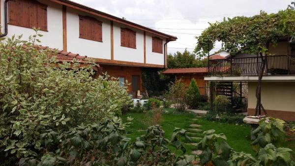 Hotelbilleder: Guest House Daya, Aldomirovtsi