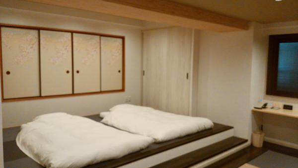 Japanese-Style Deluxe Family Room - Non-Smoking