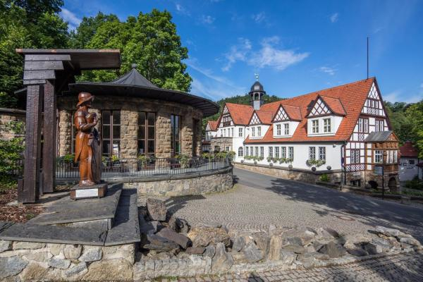 Hotel Pictures: Gasthaus Feengrotten, Saalfeld