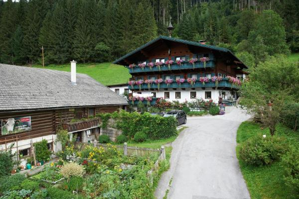 Φωτογραφίες: Appartement Ferienhof Ortnergut, Eben im Pongau