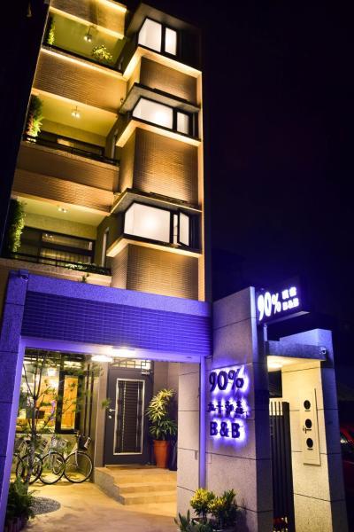 Fotos de l'hotel: 90 Percent B&B, Hualien City