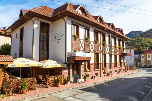 Фотографии отеля: Teteven Hotel, Тетевен