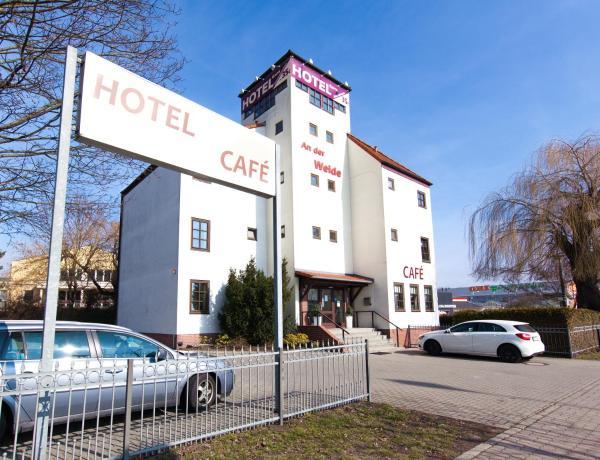 Hotelbilleder: Garni-Hotel An der Weide, Berlin