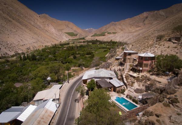 Hotel Pictures: Cabañas Valle De Elquí, Paihuano
