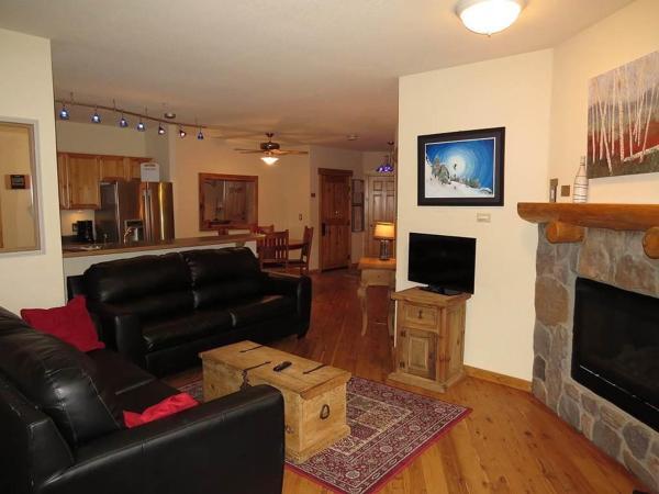 酒店图片: Tenderfoot Lodge 2605, Keystone