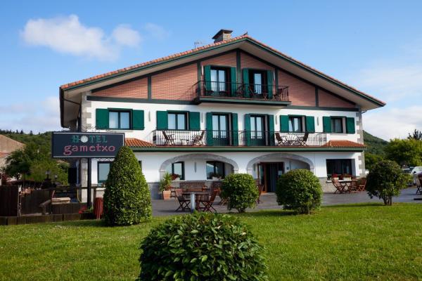 Hotel Pictures: Hotel Spa Gametxo, Ibarrangelu