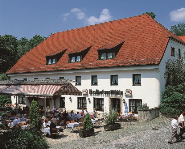 Hotelbilleder: Hotel zur Mühle, Ismaning