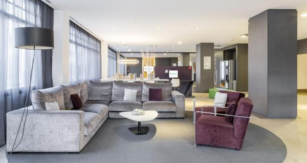 Hotel Pictures: Ilunion Romareda, Zaragoza