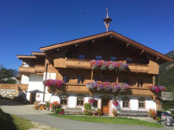 Zdjęcia hotelu: Trixlhof, Sankt Ulrich am Pillersee
