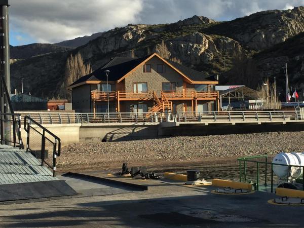 Фотографии отеля: Costanera Apart, Chile Chico