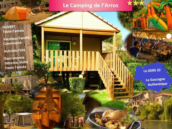 Hotel Pictures: Camping de l'Arros, Plaisance