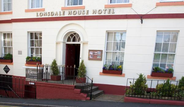 Hotel Pictures: Lonsdale House Hotel, Ulverston