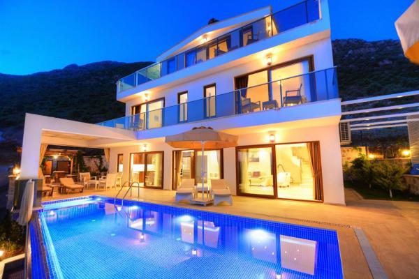 Fotografie hotelů: Private Villa Elisa, Kalkan