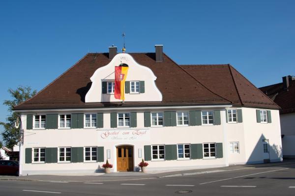 Hotel Pictures: Gasthof Engel, Kaufbeuren