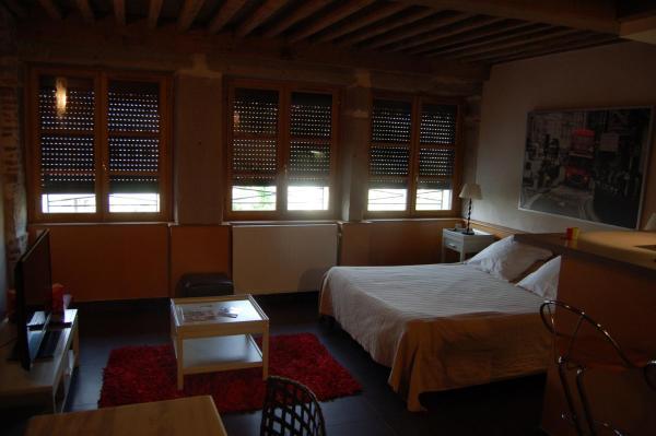 Hotel Pictures: Hotel de la Tour, Saint-Étienne