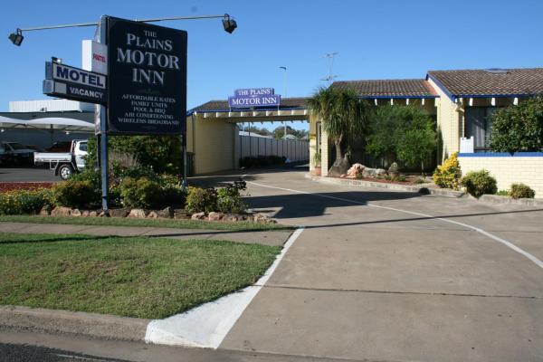 Hotellbilder: The Plains Motor Inn, Gunnedah