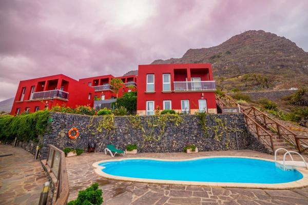 Hotel Pictures: Viviendas Vacacionales Jardín La Punta, Hermigua