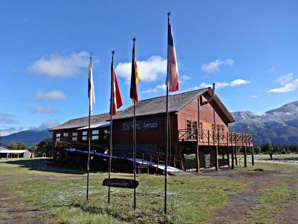 Фотографии отеля: Eco Hotel Antuco, Antuco