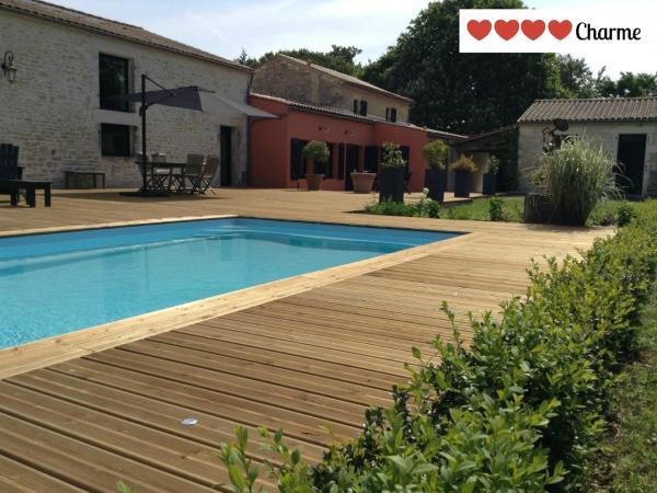 Hotel Pictures: La Grange d'Aunis, Aigrefeuille-d'Aunis